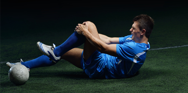 futbolista lesionado